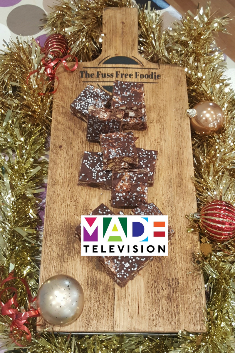 Made TV-Christmas Rocky Road