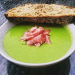 Pea and Ham HO HO HOCK soup....