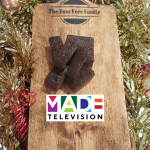 Made TV-Sticky Gingerbread