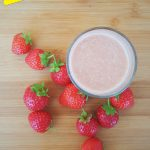 Summer Series: Peanut butter & Jam Smoothie